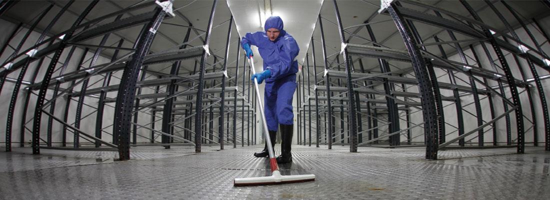 Limpieza agro-alimentaria y farmacéutica - Grupo ONE