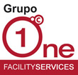 Facility Services – Grupo ONE Logo